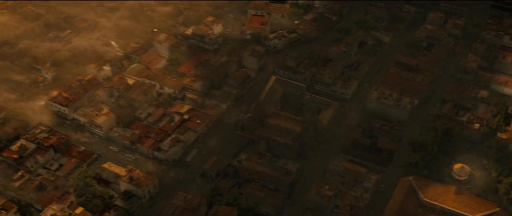 13 Rodan flies over the city.png