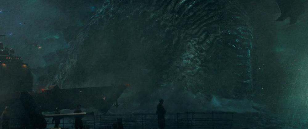 34 Que Godzilla theme.png