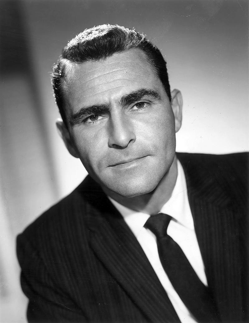 C.  Rod Serling