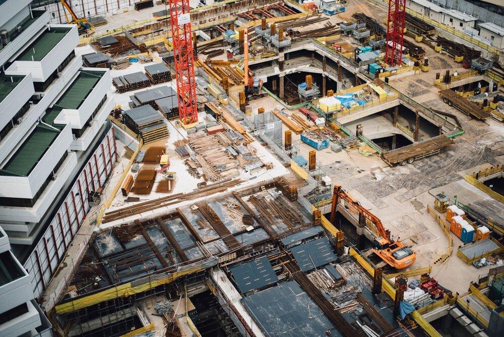 Reimagining<br> 30 000m² retail space in Häggvik