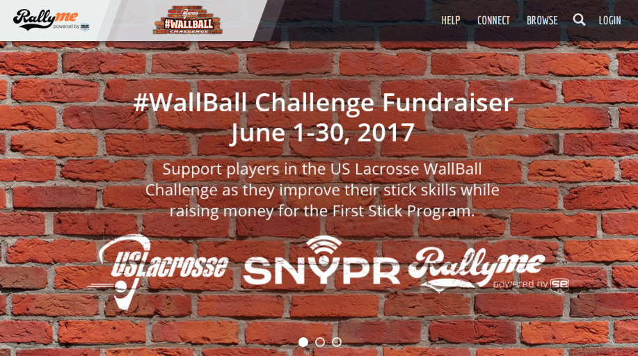 wallball homepage