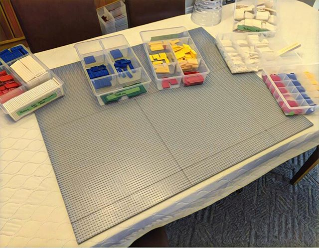 What could it be?? Some insight on Aaron's process: this is how Aaron's projects start once the pieces are received. The board is put together and glued, and all the pieces are sorted! This ones is pretty big. Happy Friday everyone. _________________________________ #happyfriday #beginnings #newproject #yegart #yegliving #exciting #sorted #lego #pieces #doitfortheprocess #process #art #instaart #handmaid #supportlocal #thankyou #entrepreneur #details #builder #calledtobecreative #yyc #alberta #autismawareness #edmonton #tgif