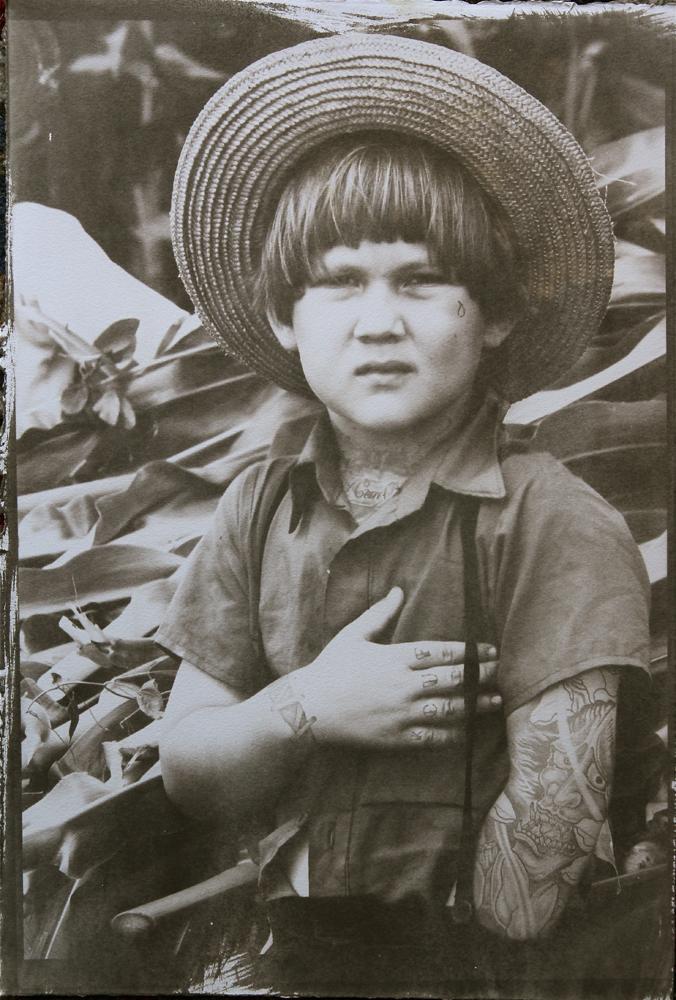 Amish Boy #1