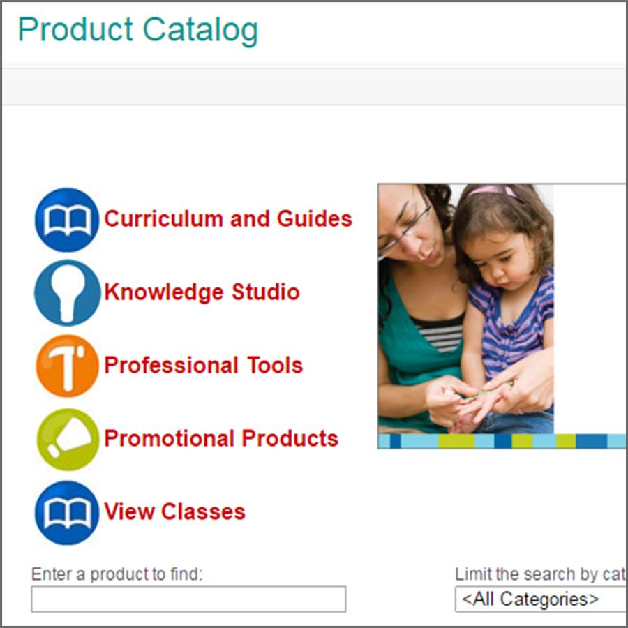 eStore Product Catalog