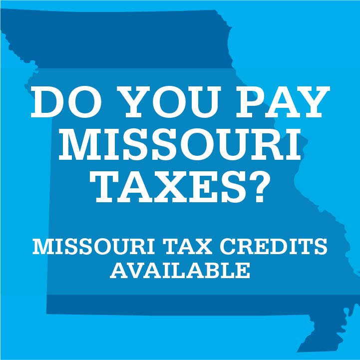 Find out more about Missouri tax credits