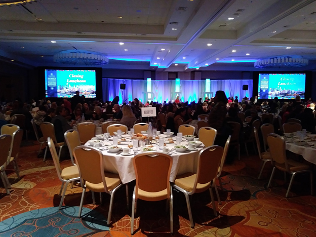Closing General Session Luncheon