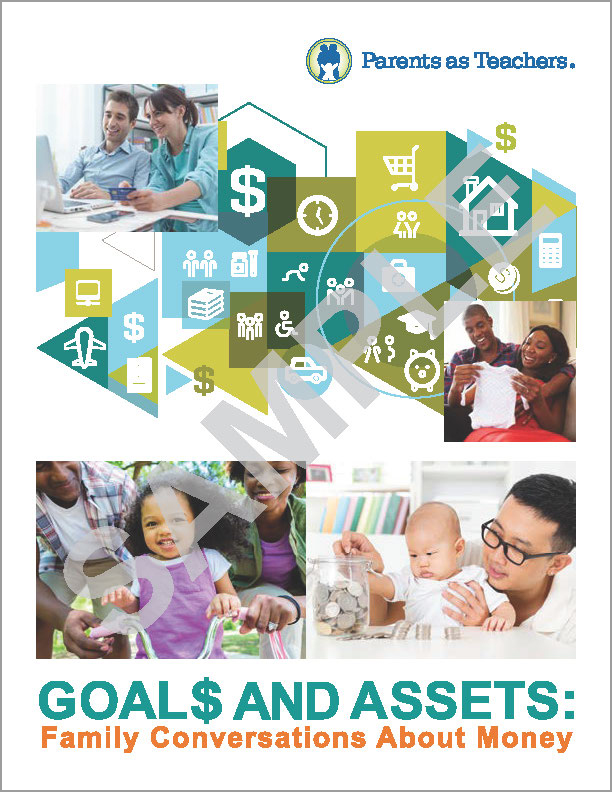 Download a PDF of the Goal$ and Assets sample packet.