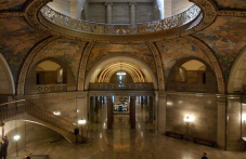 Missouri Capitol Rotunda (Photo courtesy of Tim Bommel, House Communications)