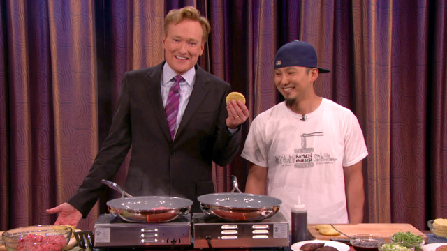 Chef Keizo on Conan
