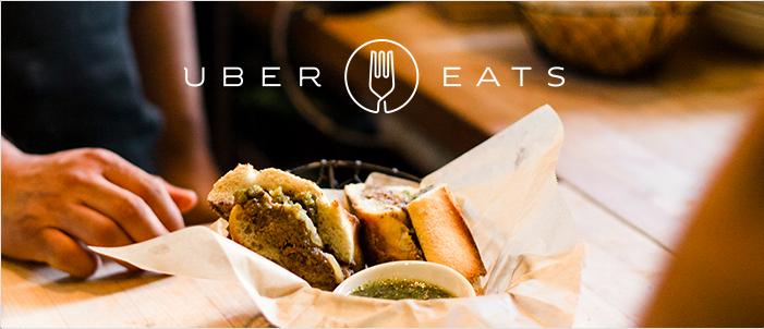 Uber EATS NYC