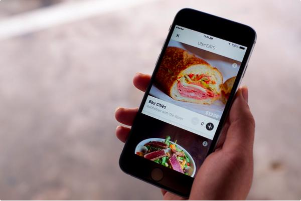 Uber EATS NYC 2