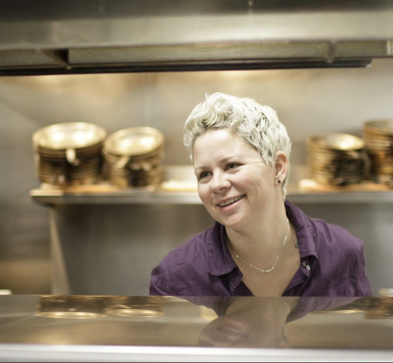 chef Jill Vedaa - James Beard Awards Semi Finalist Best Chef Great Lakes