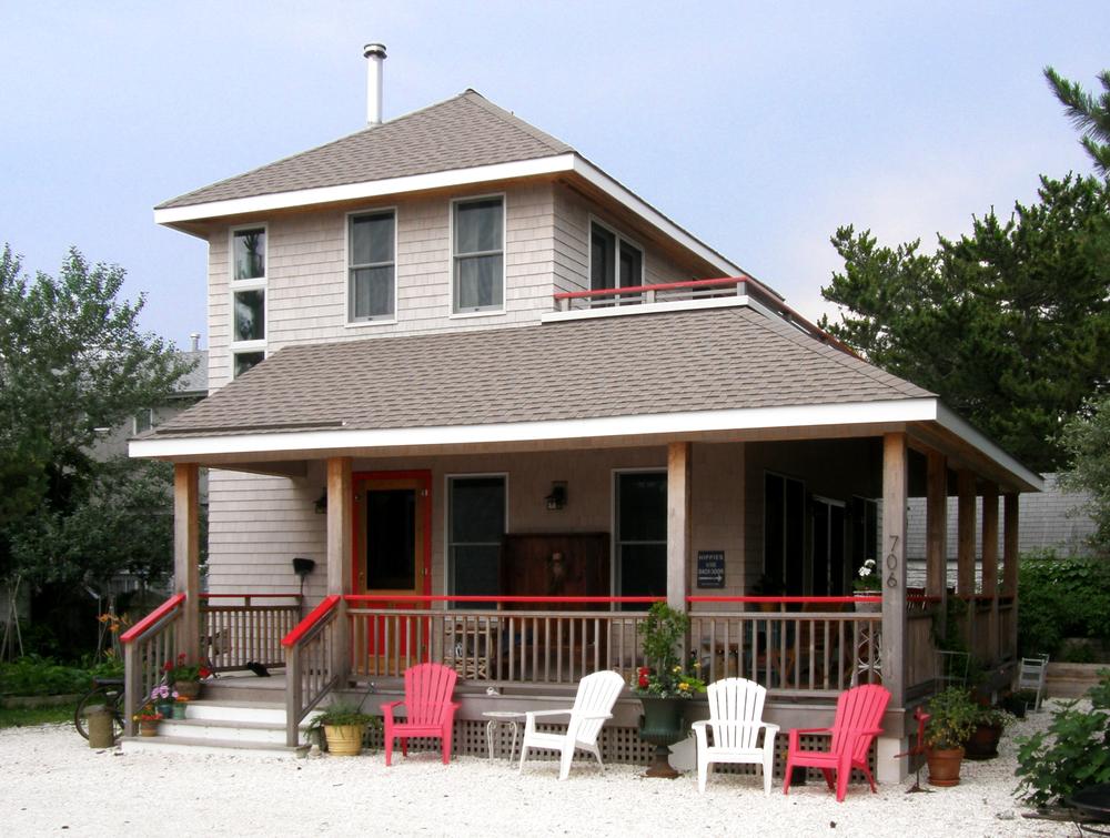 Tarditi Residence, After (2008)