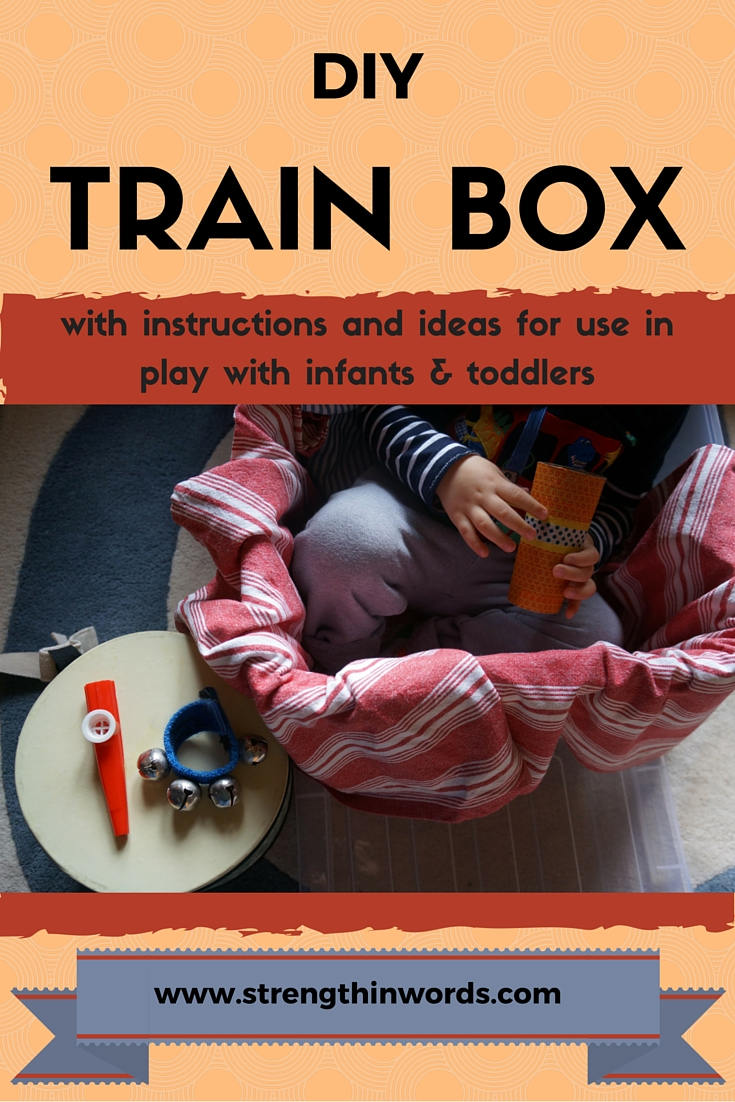 DIY Train Box