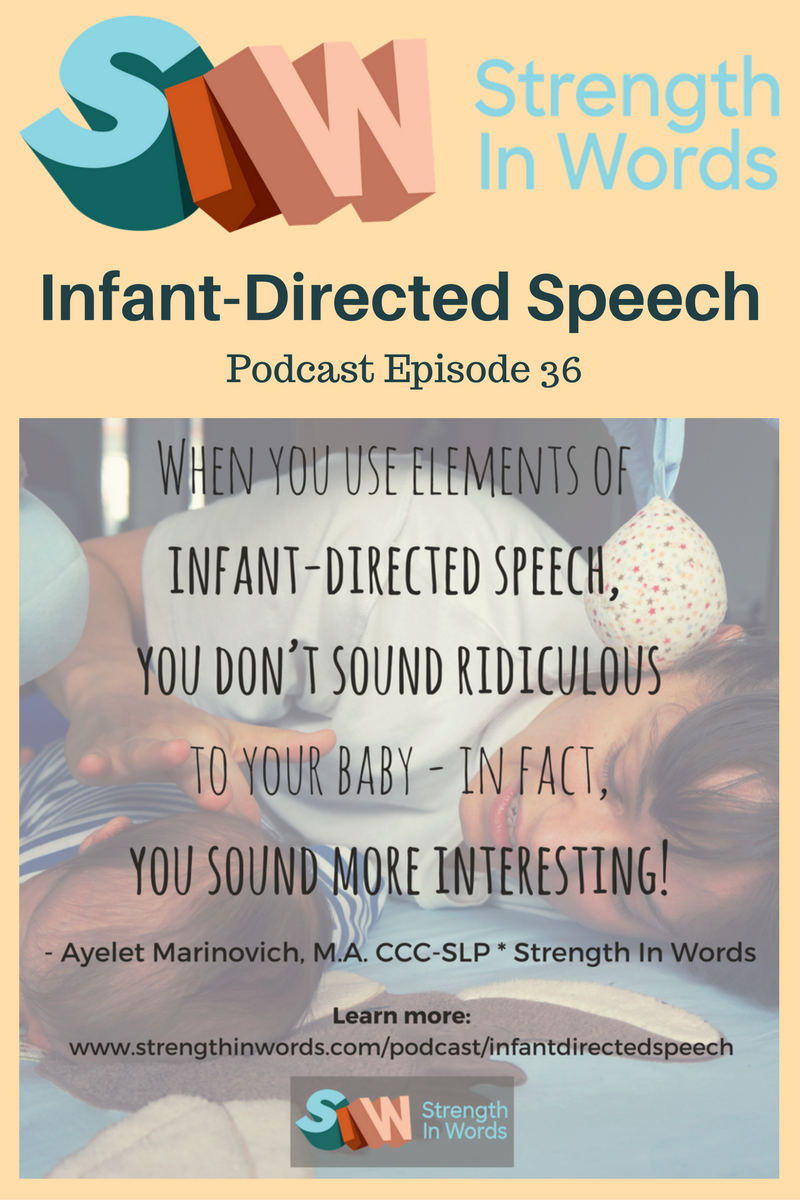 Infant-Directed Speech