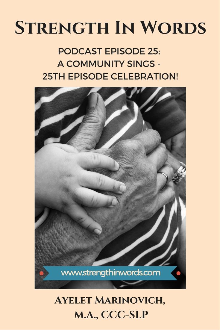 A Community Sings: A Celebration