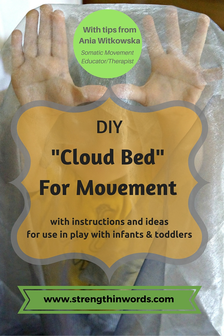 Cloud Bed For Movement