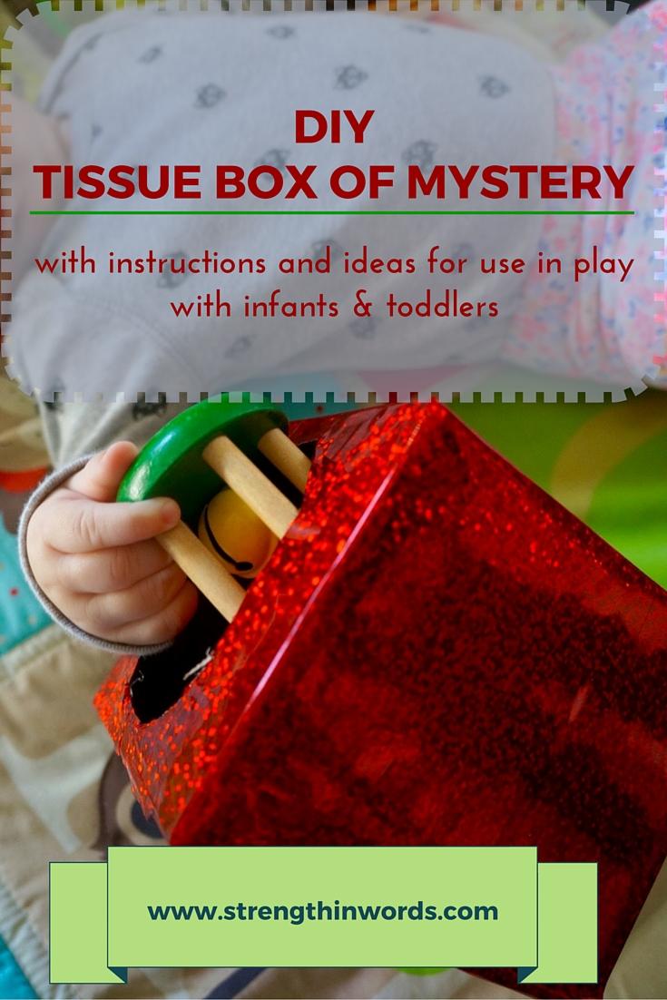 DIY Tissue Box of Mystery
