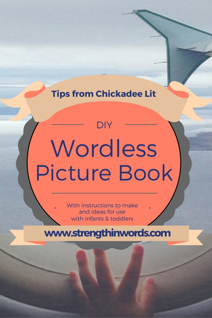 DIY Wordless Picture Books