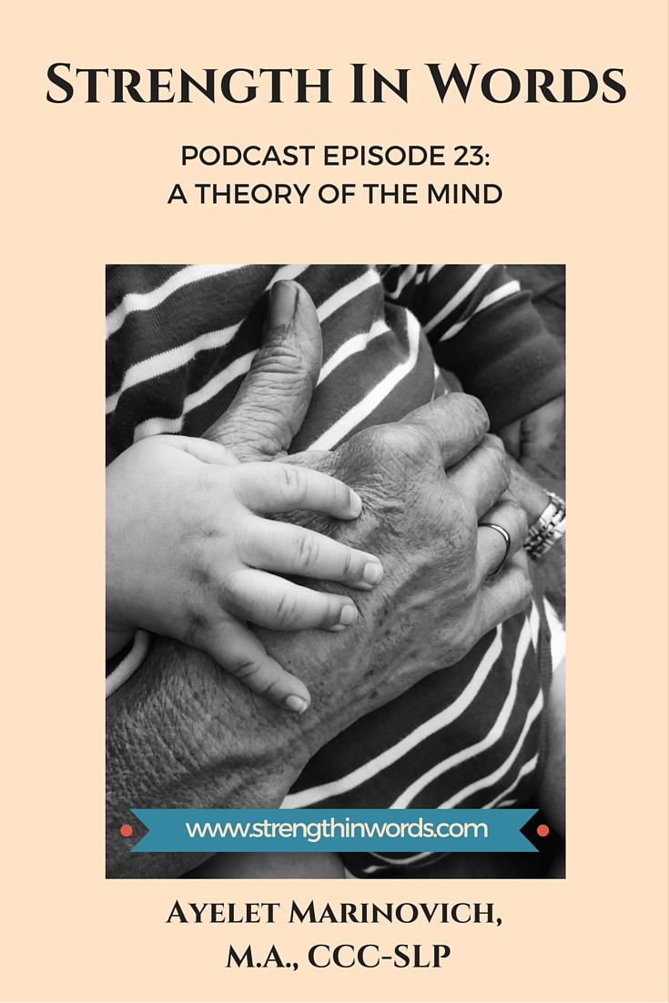 A Theory of the Mind
