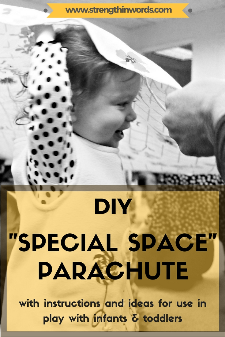 DIY Special Space Parachute