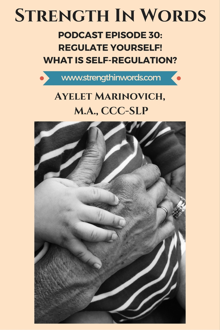 Regulate Yourself! What is Self-Regulation