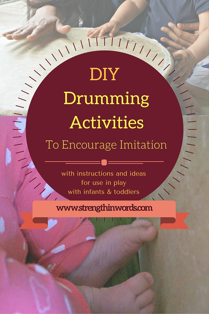 DIY Imitation Drumming Activities