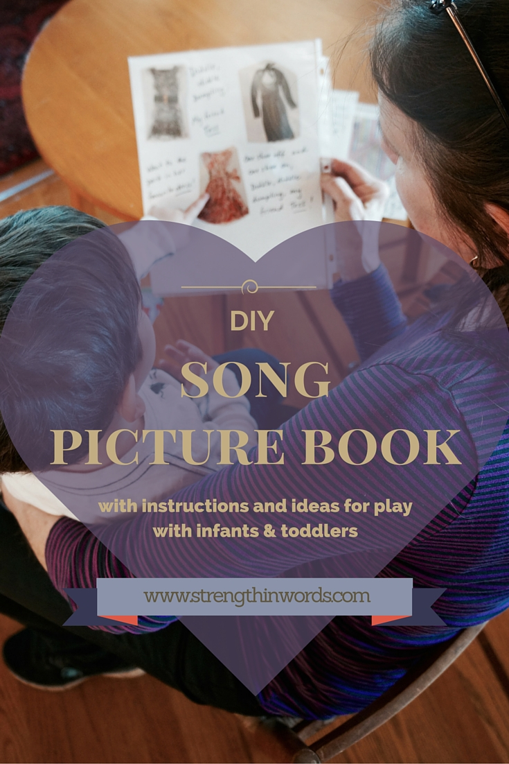 DIY Song Picture Book