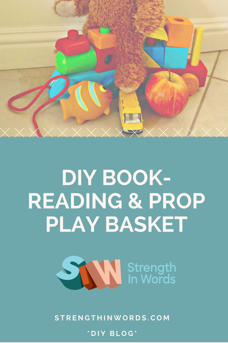 DIY BLOG Book-Reading & Prop play basket Pinterest.png