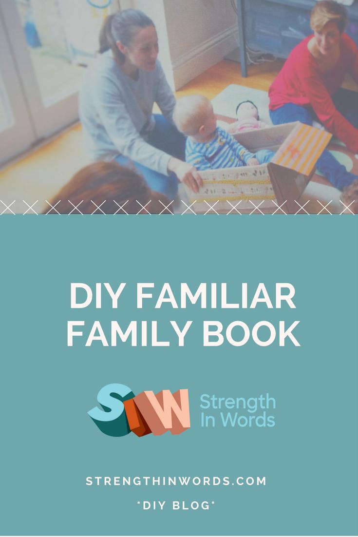 Familiar Family Book