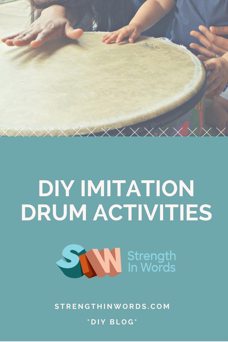DIY Drumming Activities