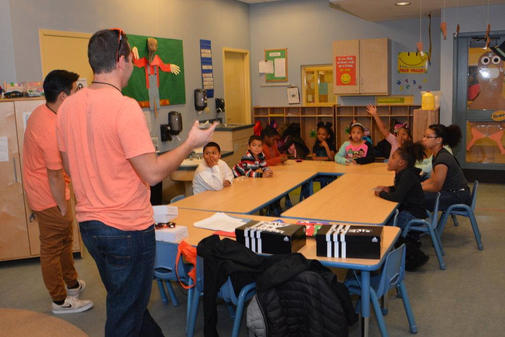November 2016 - JRC Learning Center