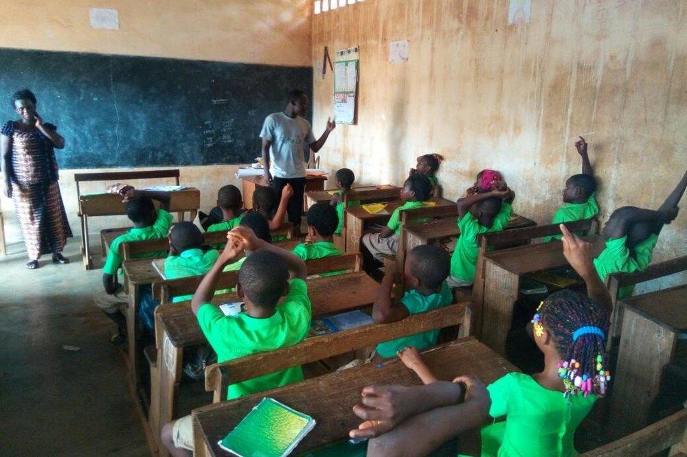 International Projects - Togo, Kenya, Uganda, & Nepal