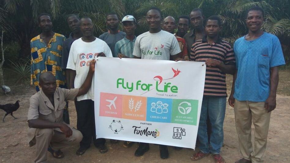 Fly For Life Team