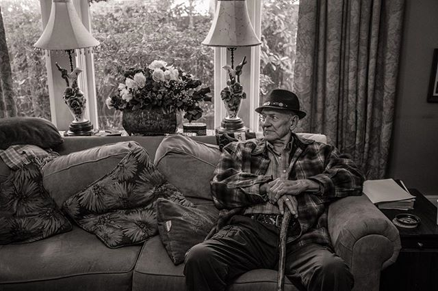 My grandpa ❤️ #markiii #canon #socialdocumentary