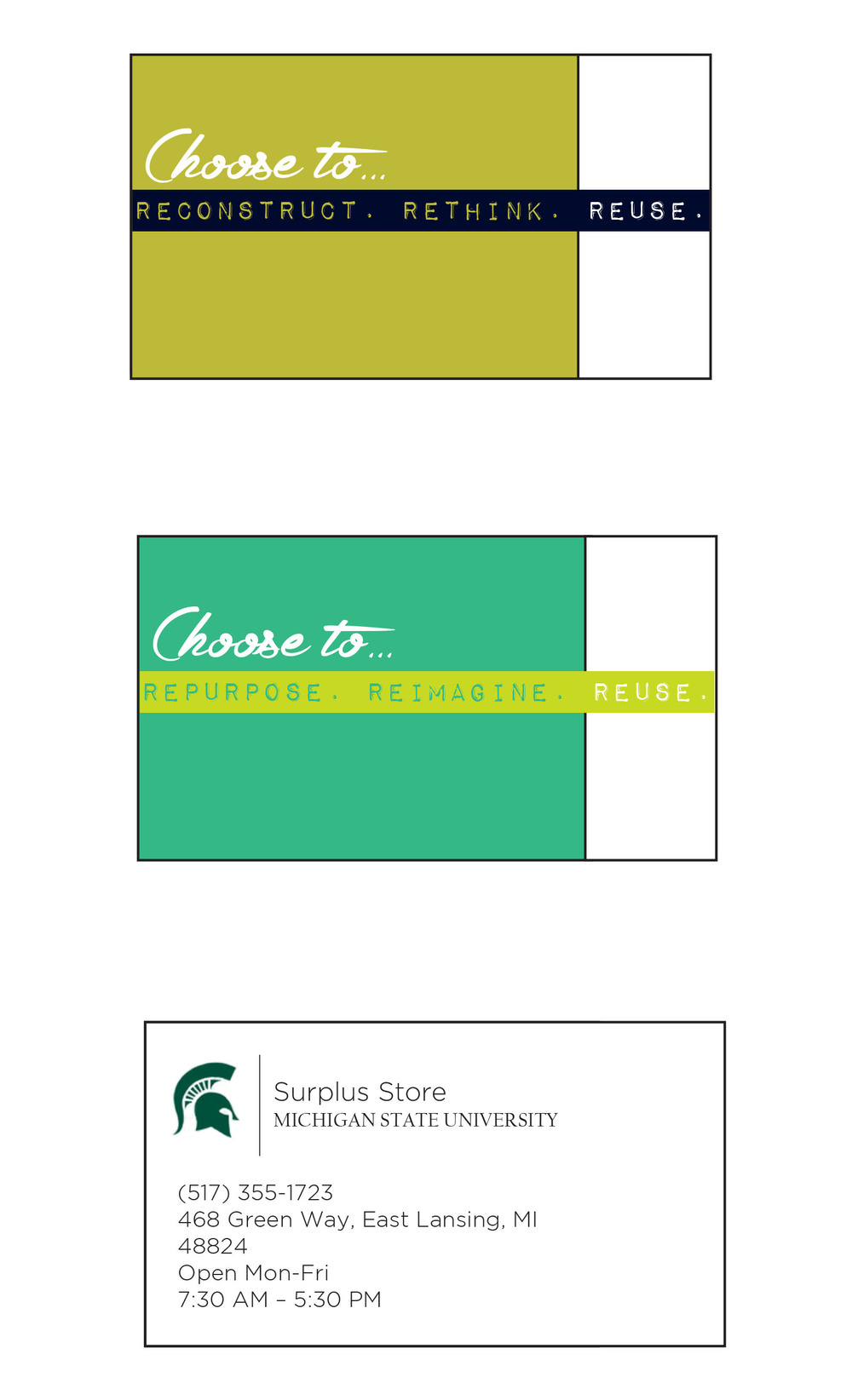 Msu surplus store trisha witherby msu surplus business cards magicingreecefo Gallery