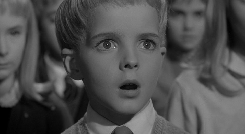 (Martin Stephens in Village of the Damned 1960, MGM British Studios)
