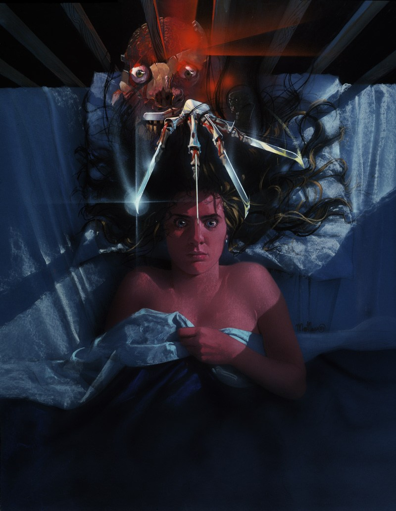 A Nightmare On Elm Street by Matthew Joseph Peak