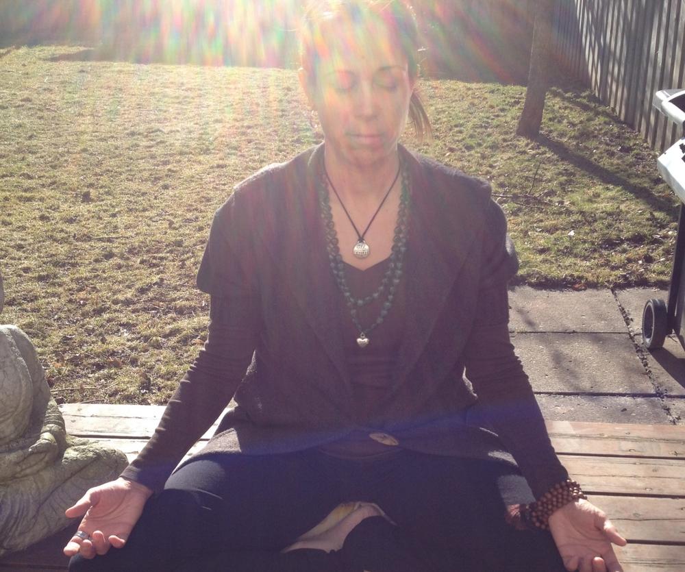 Sarah Ritchie Meditation