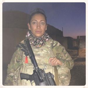 Assal Ravandi, Afghanistan Veteran:USVA Chief Executive Officer