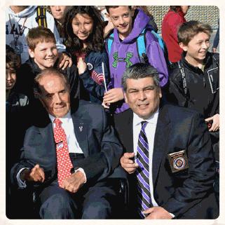 Ernesto Hernandez, Iraq and Afghanistan Veteran: MOPH National Adjutant