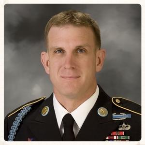 MSG Adam Farmer, United States Army