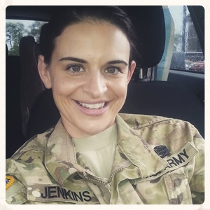 Melinda Jenkins, Afghanistan Veteran: USVA Chief Operating Officer