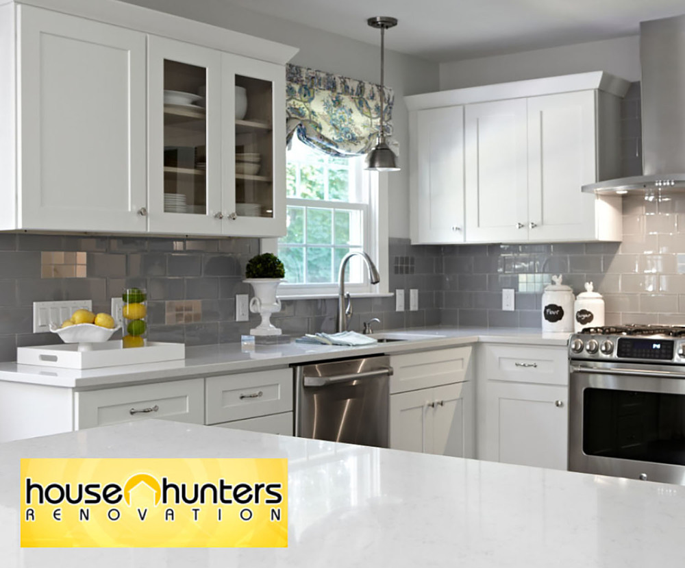 Donna Benedetto Designs / House Hunters Renovation HGTV