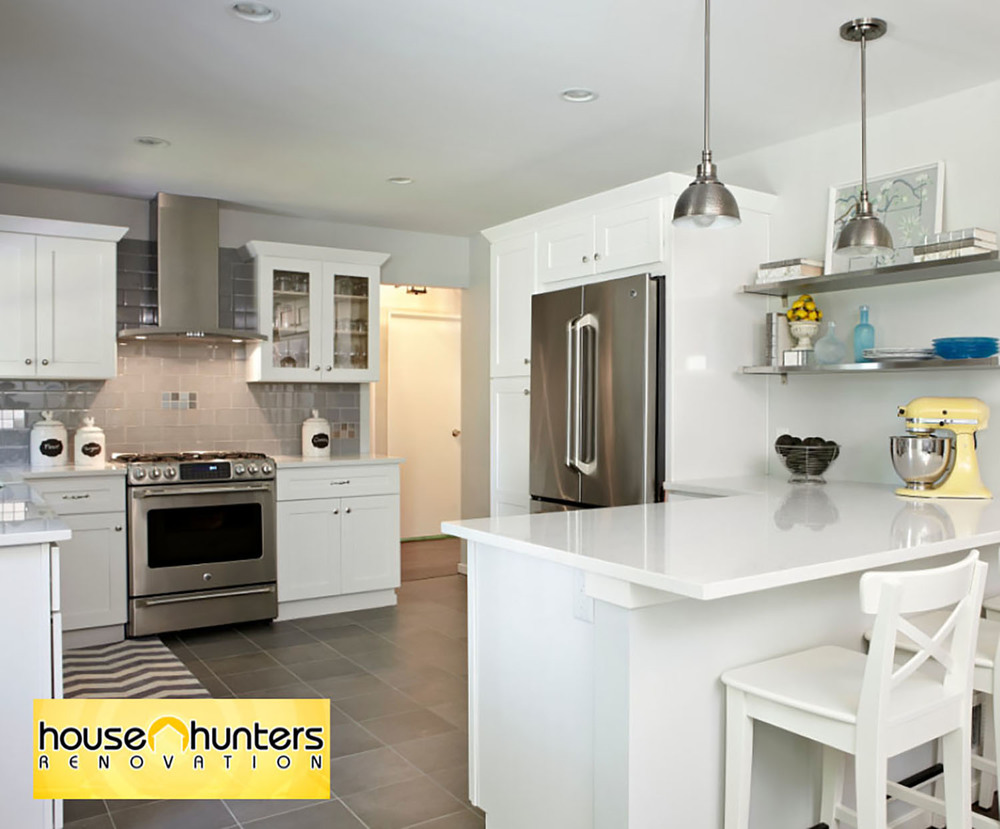 Donna Benedetto / House Hunters Renovation HGTV