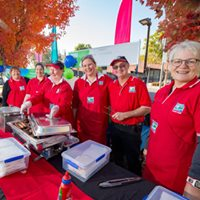 Country Hope Albury Volunteer team - Photo thanks to Wodonga City Council