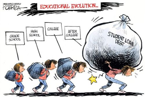 Image courtesy of  Cartoon Politics .