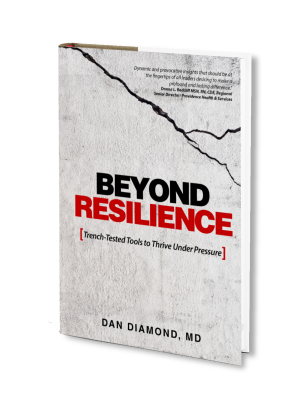 Beyond Resilience