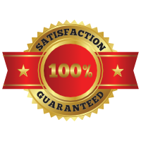WE HAVE A 100% DAY GUARANTEE