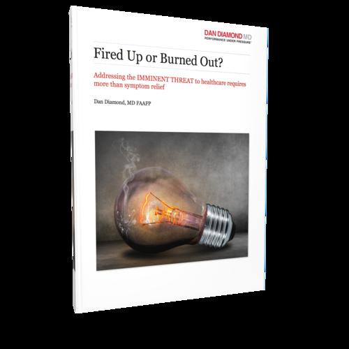 Healthcare burnout